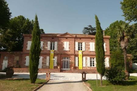 Château la Valière, Salle de location Villenouvelle  #0