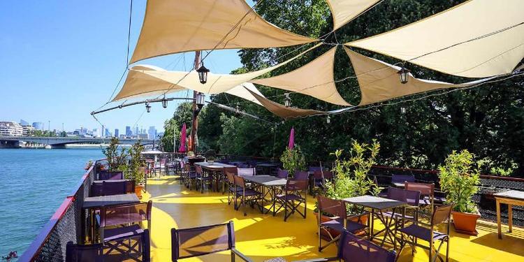 Le Galion, Restaurant Paris Bois de Boulogne #0