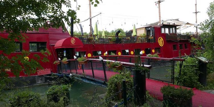 Le Galion, Restaurant Paris Bois de Boulogne #2
