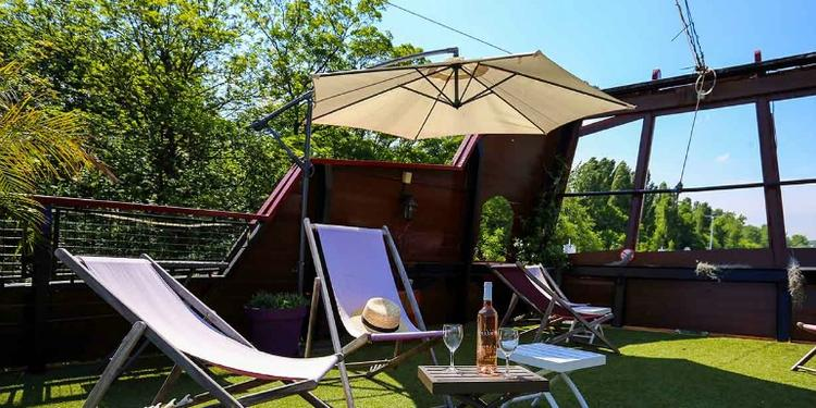 Le Galion, Restaurant Paris Bois de Boulogne #3