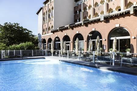 Hôtel Novotel Compans Caffarelli, Salle de location Toulouse Compans  #0