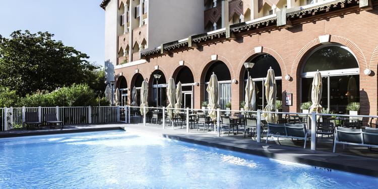 Hôtel Novotel Toulouse Centre Compans Caffarelli, Salle de location Toulouse Compans  #0