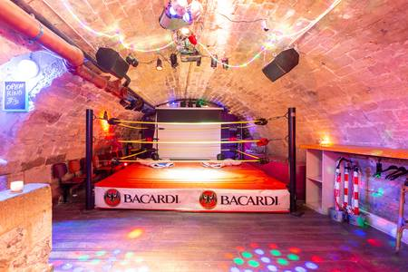 La Lucha Libre, Bar Paris Quartier latin #0