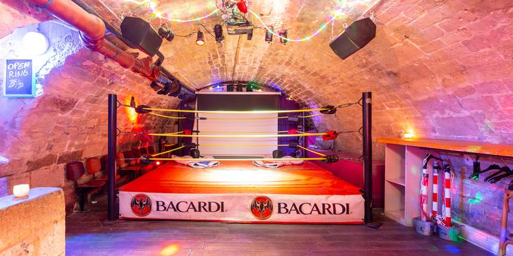 La Lucha Libre, Bar Paris Quartier latin #0