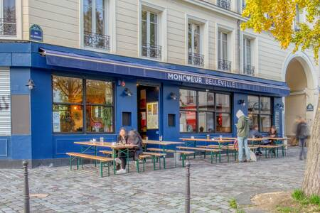 Moncoeur Belleville, Bar Paris Belleville #0