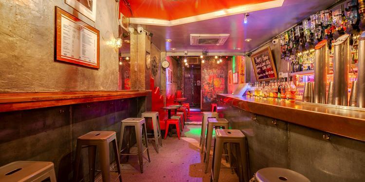 L'Objectif Lune, Bar Paris Bastille #0