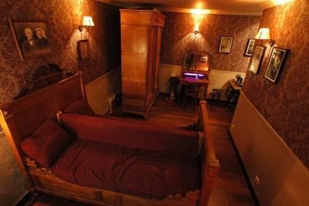 Le Marlusse et Lapin, Bar Paris Pigalle #0