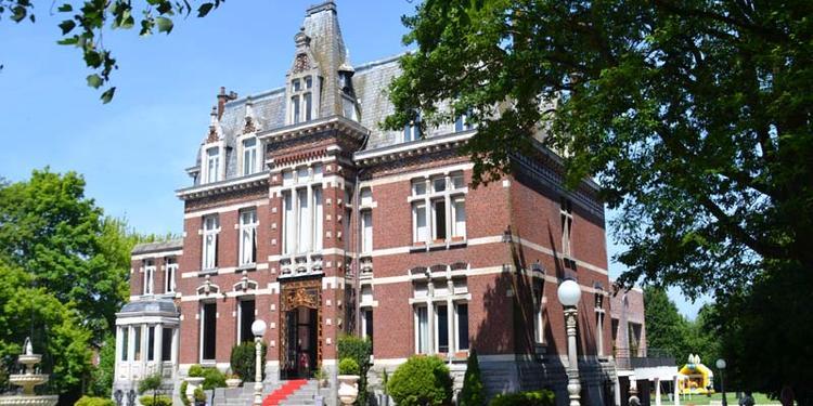 Domaine du Château Beghin, Salle de location Thumeries  #0