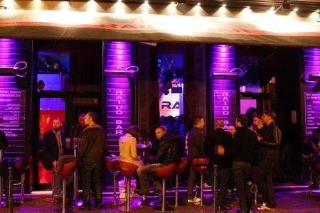 Raidd Bar, Bar Paris Marais #0