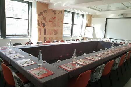 Kadrance Cercle D'Affaires Privé, Salle de location Paris  #0
