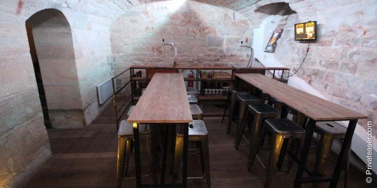 L'Alsacien, Bar Paris Hôtel de ville - Marais #3