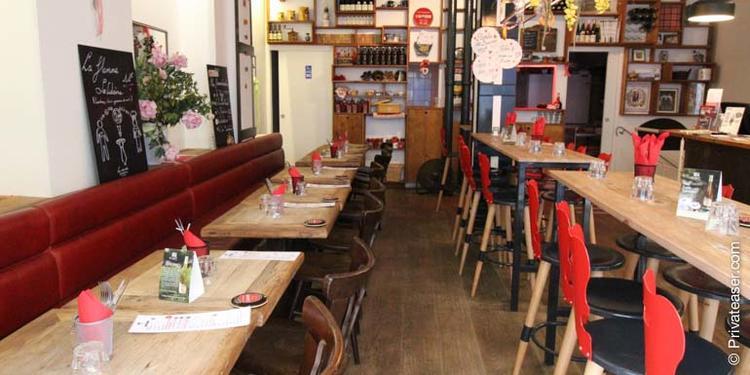 L'Alsacien, Bar Paris Hôtel de ville - Marais #7
