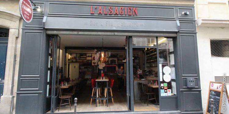 L'Alsacien, Bar Paris Hôtel de ville - Marais #8