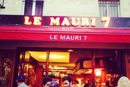 Le Mauri7, Bar Paris Grands Boulevards #0