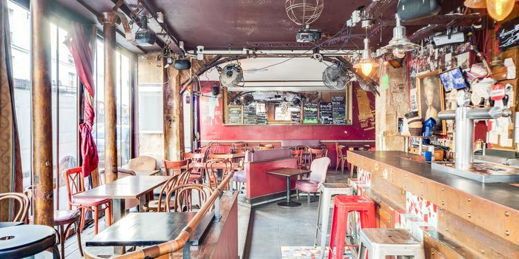 La Marquise, Bar Paris Oberkampf #0