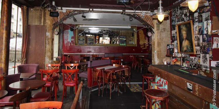 La Marquise, Bar Paris Oberkampf #1