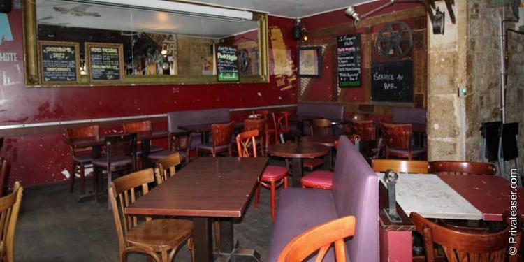 La Marquise, Bar Paris Oberkampf #3