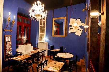 Café Belén, Bar Madrid Chueca #0