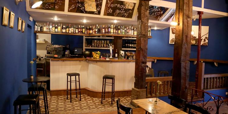 Café Belén, Bar Madrid Chueca #1