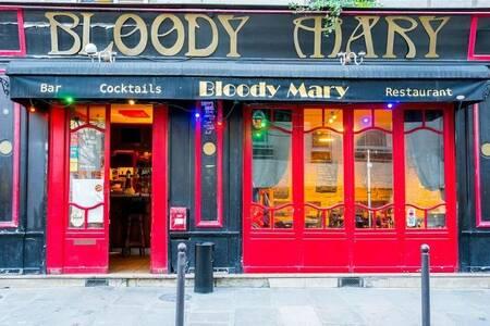 Bloody Mary, Bar Paris Bastille #0