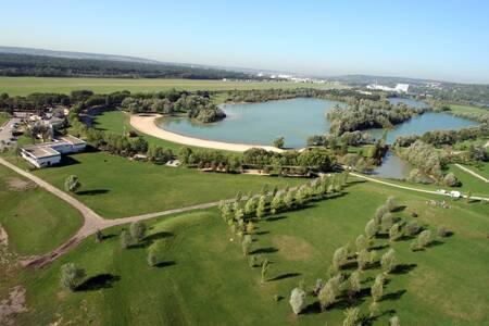 Base De Plein Air Et De Loisirs Des Boucles De Seine, Salle de location Moisson  #0