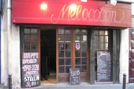 Le Mélocoton, Bar Paris Panthéon #0