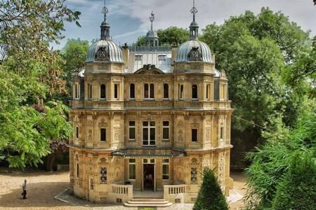 Château De Monte-Cristo, Salle de location Le Port-Marly  #0