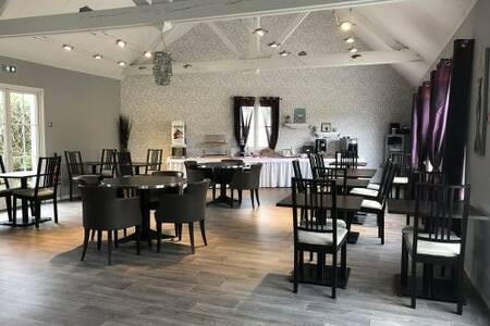 Hôtel Le Crépuscule, Salle de location Houdan  #0
