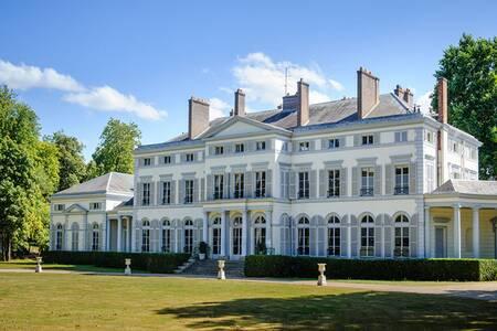 Château De Groussay, Salle de location Montfort-l'Amaury  #0