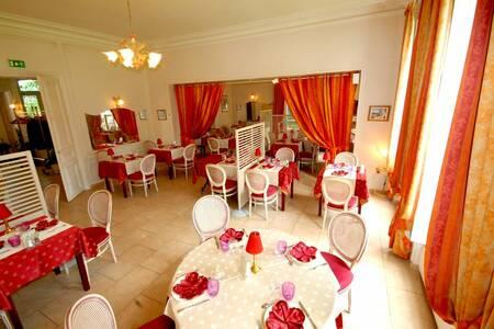 Hostellerie Le Châtel, Salle de location Nangis  #0