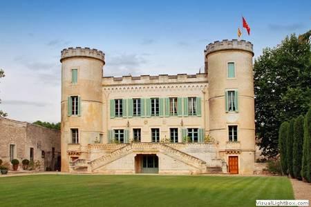 Château de Pouget, Salle de location Vérargues Verargues  #0