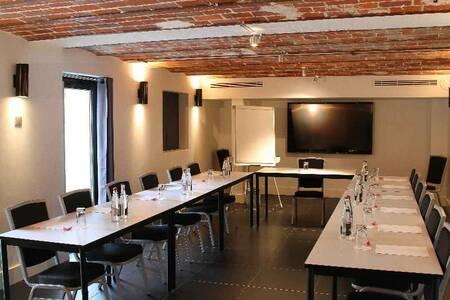 Le César Hôtel, Salle de location Provins  #0