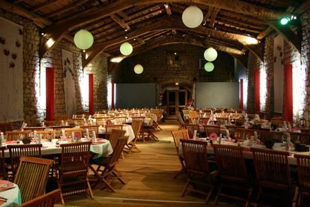 Hôtel Milagro, Salle de location Lalouvesc  #0