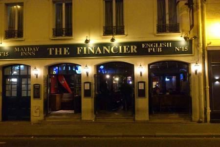 Le Financier, Bar Paris Montparnasse #0