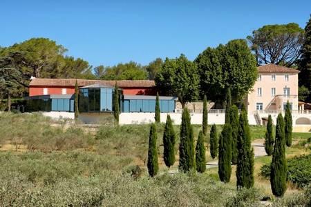 Château de la Roque Forcade, Salle de location Peypin  #0