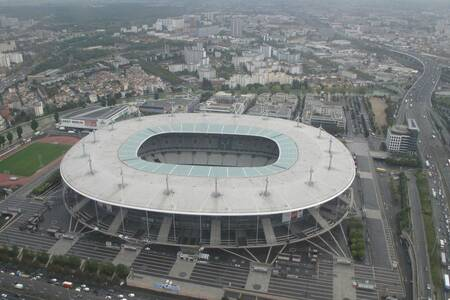 Consortium Stade De France, Salle de location Saint Denis  #0