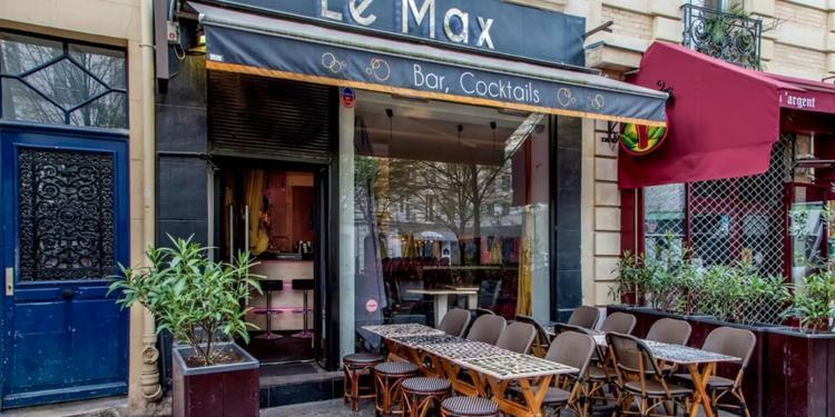 Le Max Bar, Bar Paris Les Halles #0