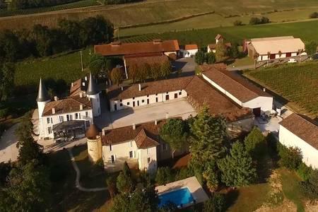 Château de Seguin, Salle de location Lignan-de-Bordeaux  #0