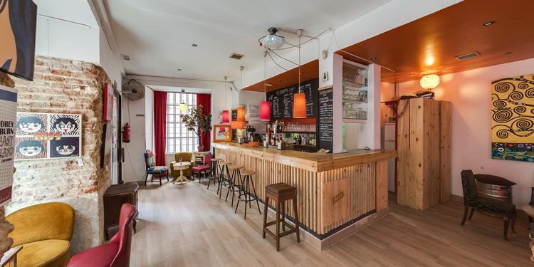 El Naranja Café, Bar Madrid Conde Duque #0