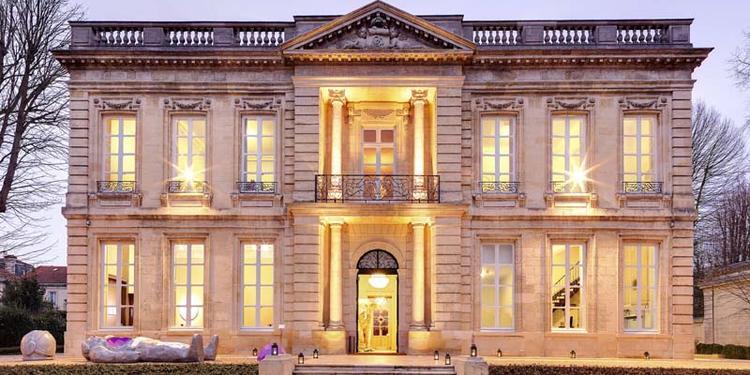 Institut Culturel Bernard Magrez, Salle de location Bordeaux  #0