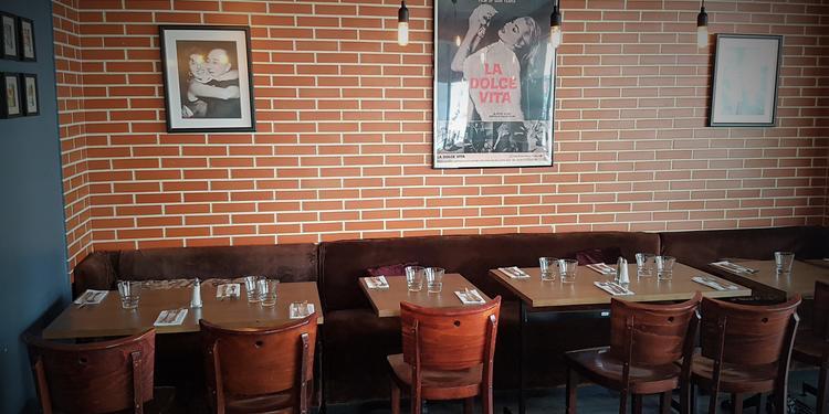 Il Seguito, Restaurant Paris Sabin #0