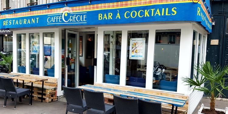 Le Caffé Créole, Bar Paris Sabin #0