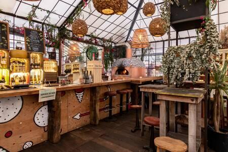 La Serre de la Rotonde Stalingrad, Bar Paris Villette #0