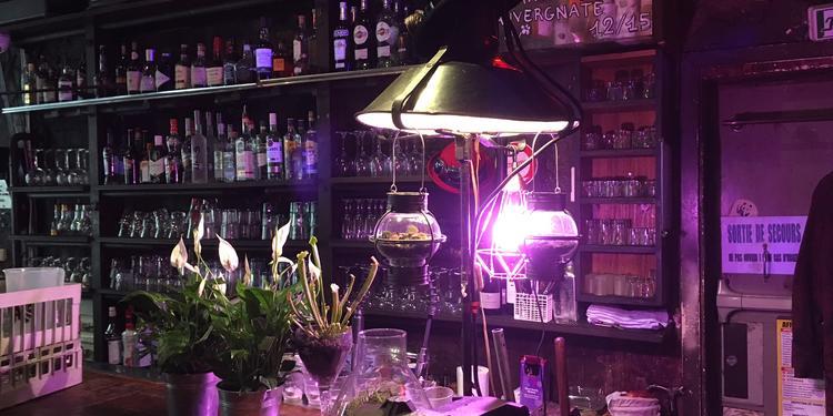 Les Ferrailleurs, Bar Paris Bastille #3
