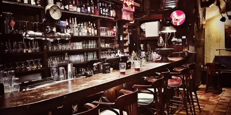 Les Ferrailleurs, Bar Paris Bastille #1