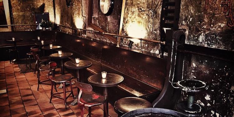 Les Ferrailleurs, Bar Paris Bastille #0