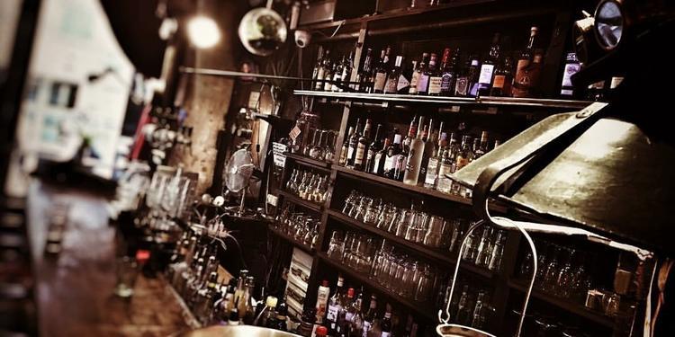 Les Ferrailleurs, Bar Paris Bastille #2
