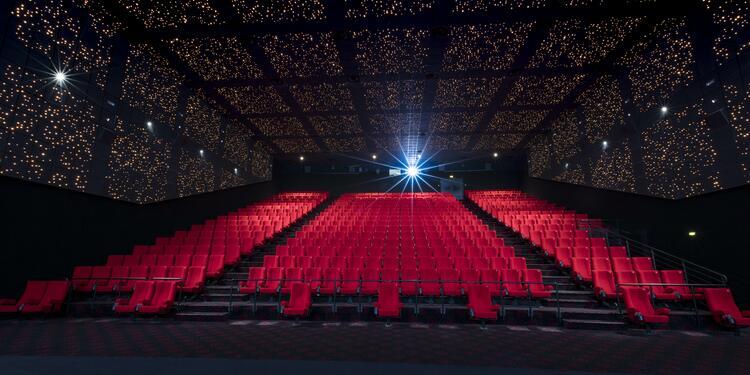 Gaumont Aquaboulevard, Salle de location Paris Javel  #0