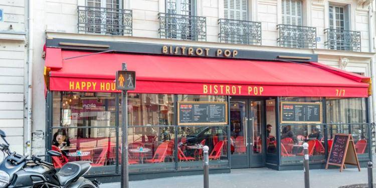Bistrot Pop, Bar Paris République #0