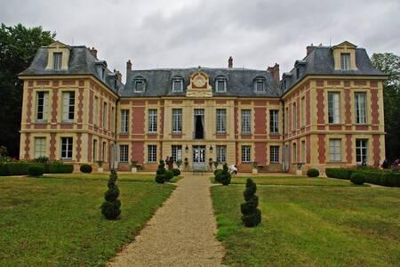 Chateau De Villiers Le Bacle, Salle de location Le Tremblay-sur-Mauldre  #0